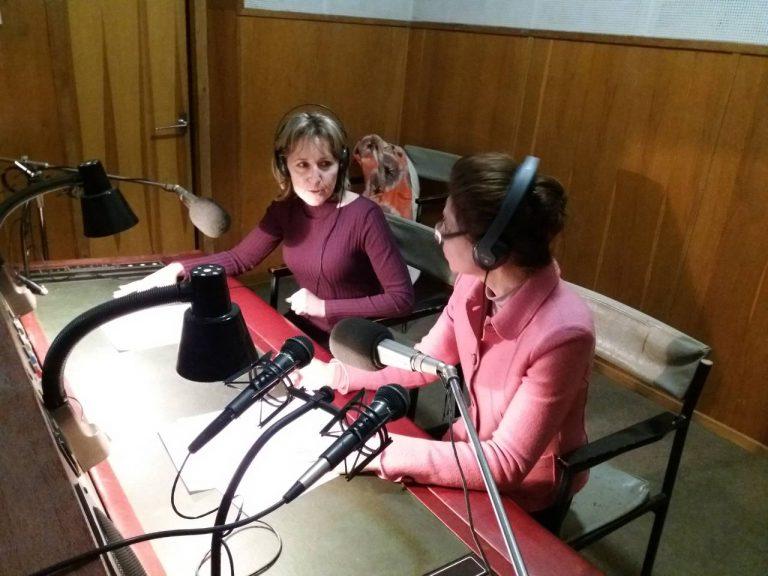 """В ефірі програми """"Полудень"""" на радіо """"Ужгород"""""""