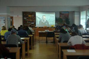 Бібліотекарі й філологи УжНУ написали радіодиктант національної єдності