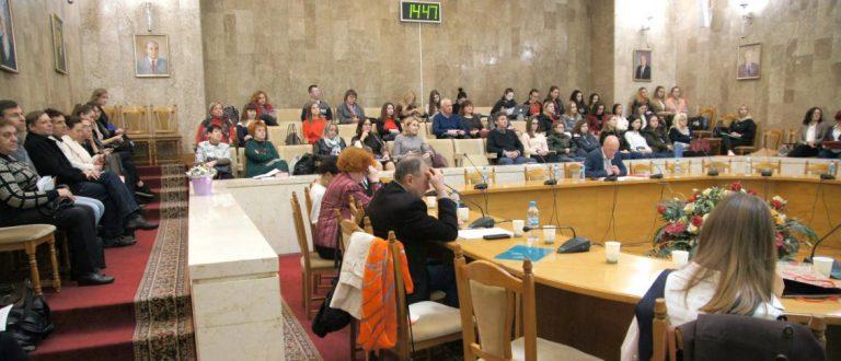 Пленарне засідання XXV Міжнародної науково-практичної конференції «Мова. Суспільство. Журналістика»