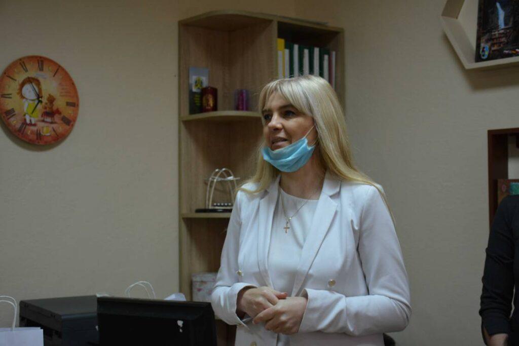 Наталія Петріца