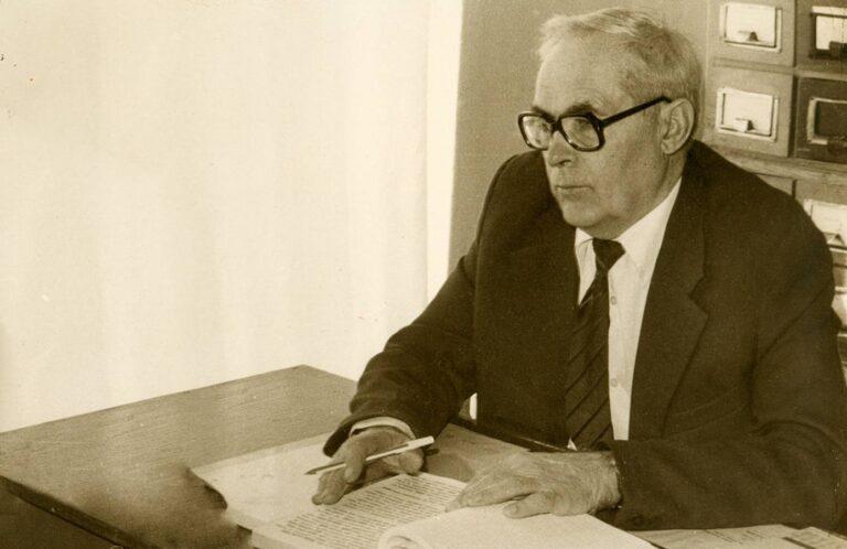 Професорові Йосипу Дзендзелівському – 100 років