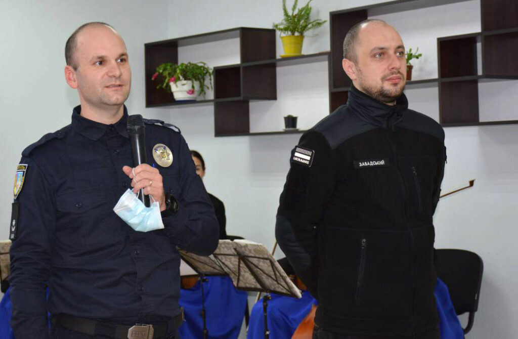 Валерій Найман та Ернест Завадський