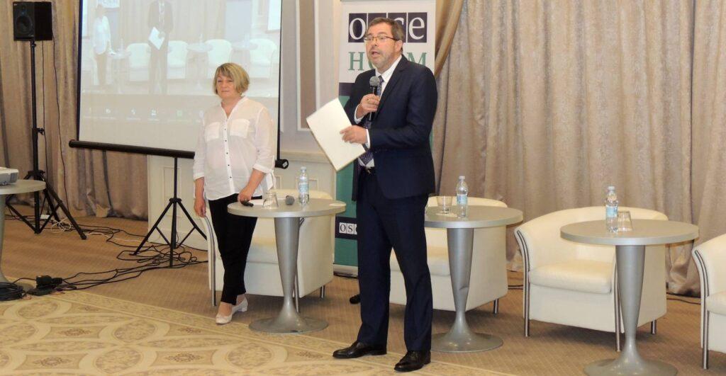 Світлана Харченко і Андрій Юраш