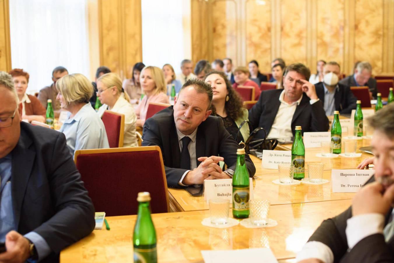 Представники УжНУ долучилися до засідань українсько-угорської міжвідомчої робочої групи з питань освіти